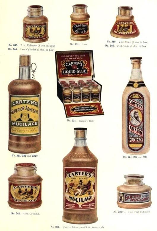 1911 Mucilage